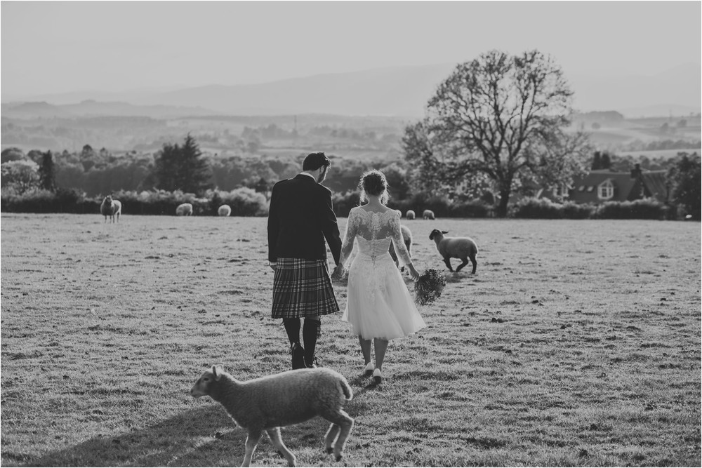 Photography 78 - Glasgow Wedding Photographer - Fraser Thirza - Killearn Village Hall - Three Sisters Bake Wedding_0147.jpg
