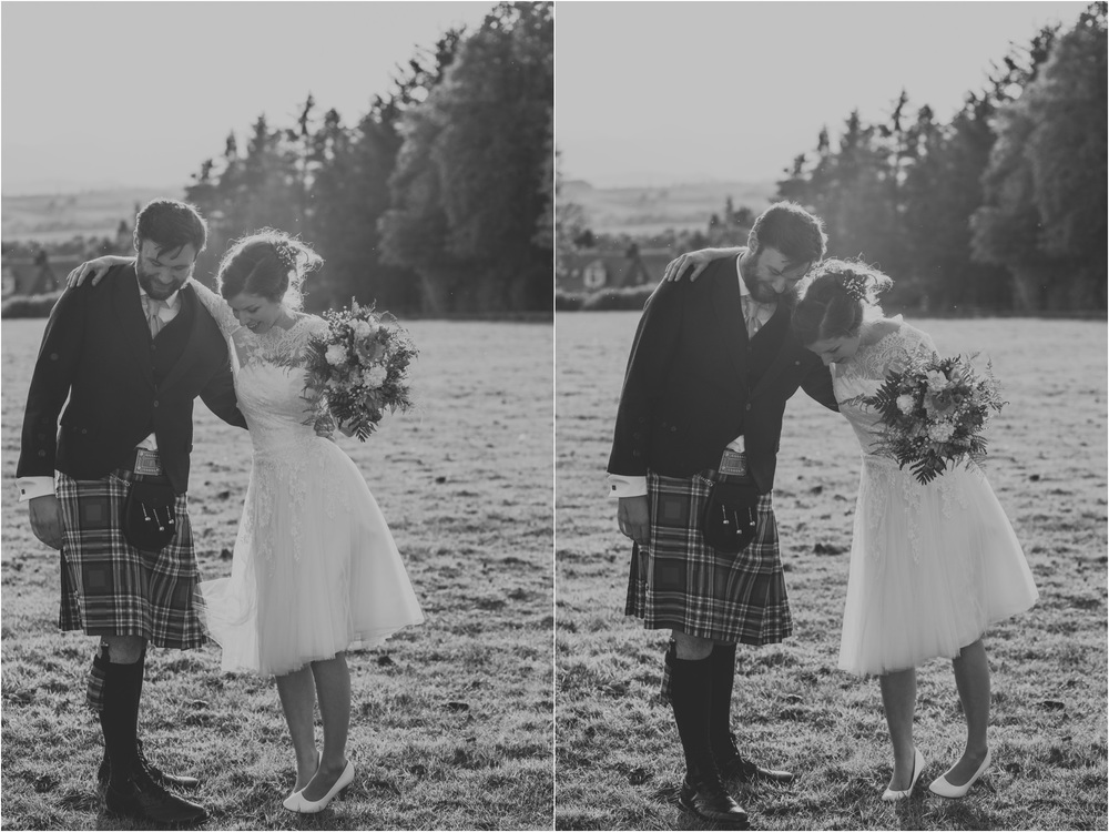Photography 78 - Glasgow Wedding Photographer - Fraser Thirza - Killearn Village Hall - Three Sisters Bake Wedding_0151.jpg