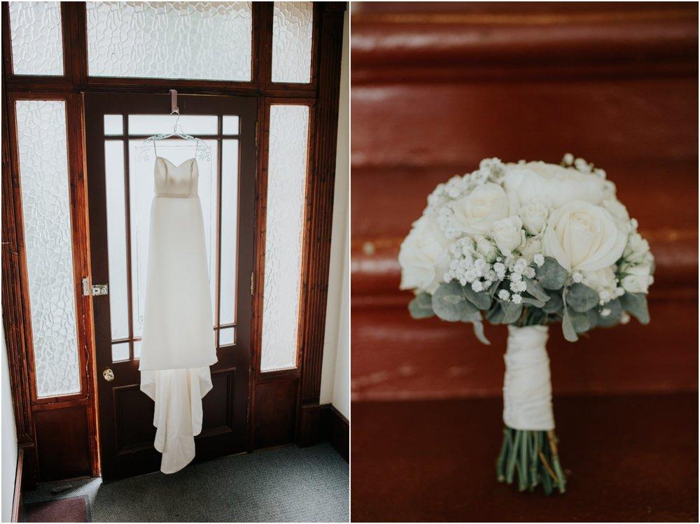 Photography 78 - Glasgow Wedding Photographer - Jordan & Abi - The Waterside Hotel, West Kilbride_0006.jpg