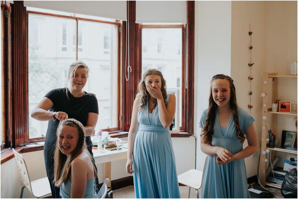 Photography 78 - Glasgow Wedding Photographer - Jordan & Abi - The Waterside Hotel, West Kilbride_0030.jpg