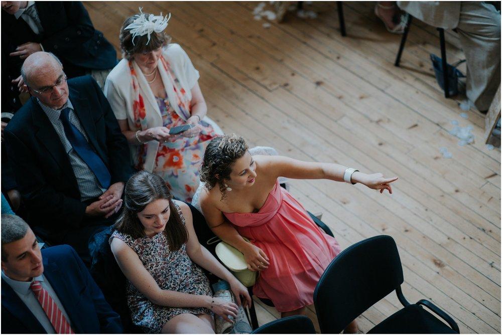 Photography 78 - Glasgow Wedding Photographer - Jordan & Abi - The Waterside Hotel, West Kilbride_0035.jpg