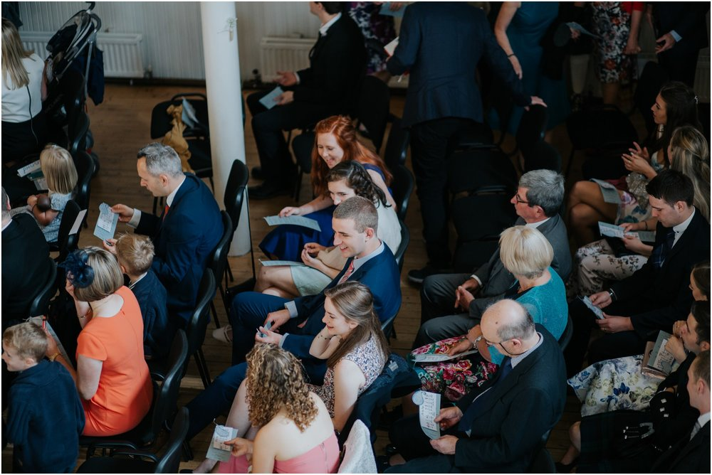 Photography 78 - Glasgow Wedding Photographer - Jordan & Abi - The Waterside Hotel, West Kilbride_0036.jpg