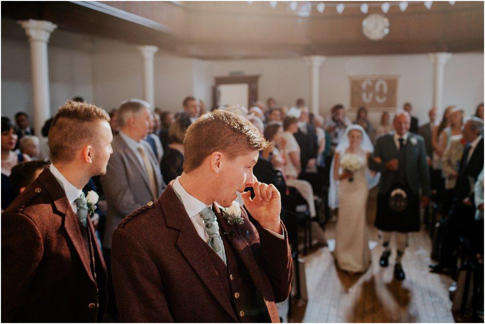 Photography 78 - Glasgow Wedding Photographer - Jordan & Abi - The Waterside Hotel, West Kilbride_0048.jpg