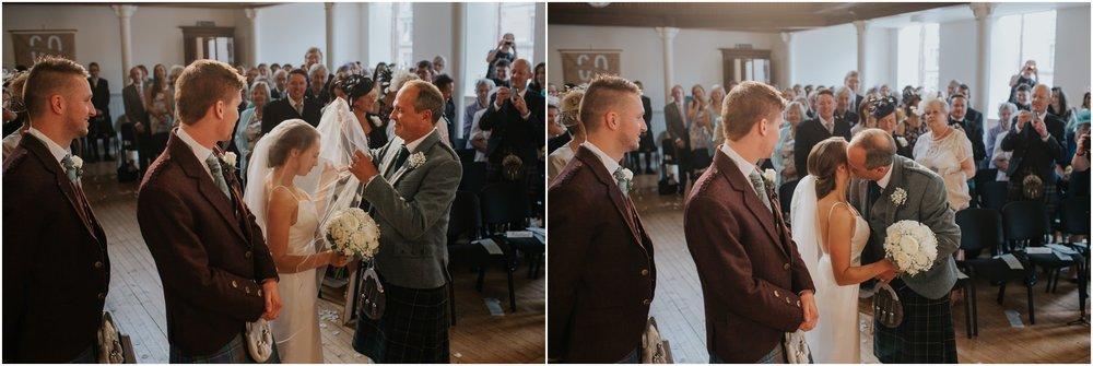 Photography 78 - Glasgow Wedding Photographer - Jordan & Abi - The Waterside Hotel, West Kilbride_0050.jpg