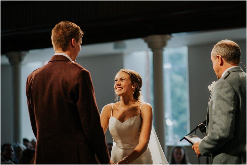 Photography 78 - Glasgow Wedding Photographer - Jordan & Abi - The Waterside Hotel, West Kilbride_0056.jpg