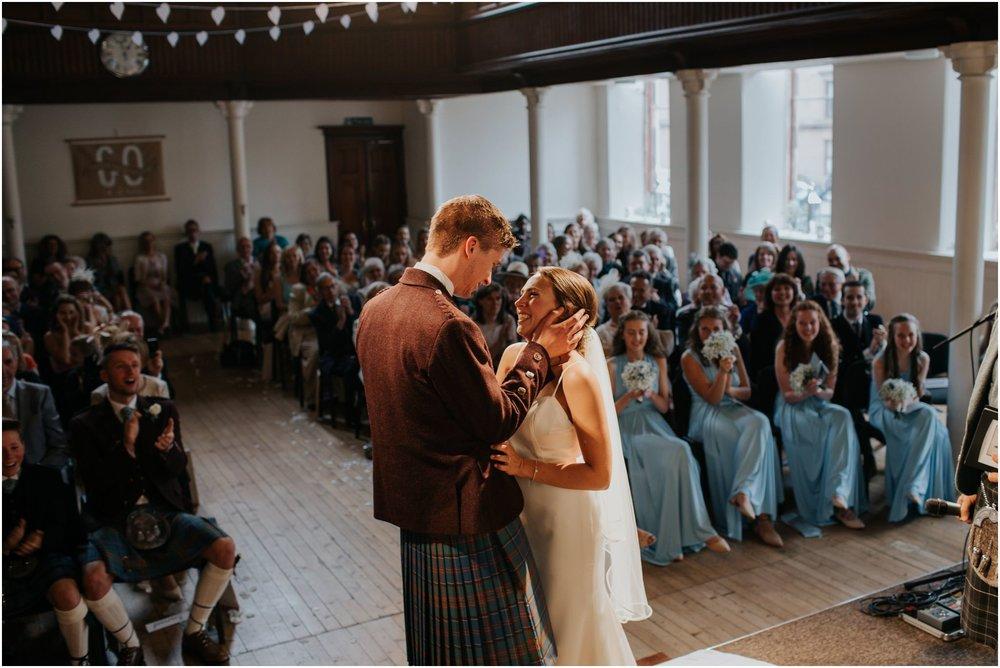 Photography 78 - Glasgow Wedding Photographer - Jordan & Abi - The Waterside Hotel, West Kilbride_0061.jpg