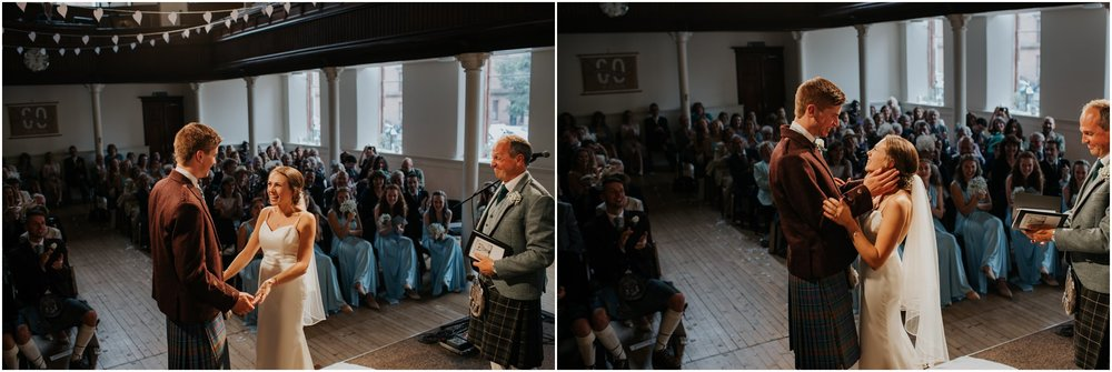 Photography 78 - Glasgow Wedding Photographer - Jordan & Abi - The Waterside Hotel, West Kilbride_0062.jpg