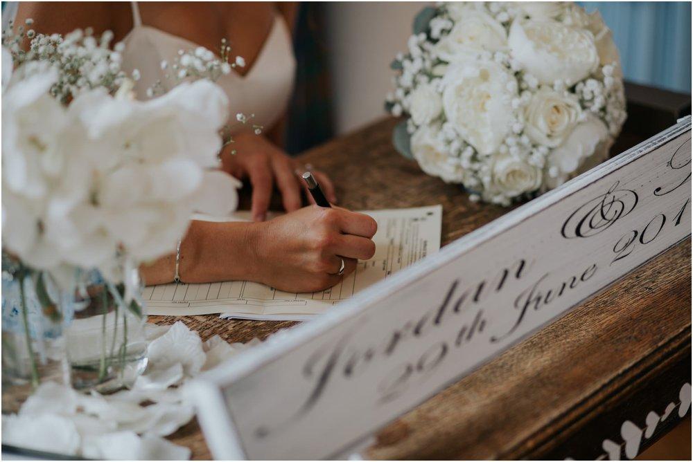 Photography 78 - Glasgow Wedding Photographer - Jordan & Abi - The Waterside Hotel, West Kilbride_0065.jpg