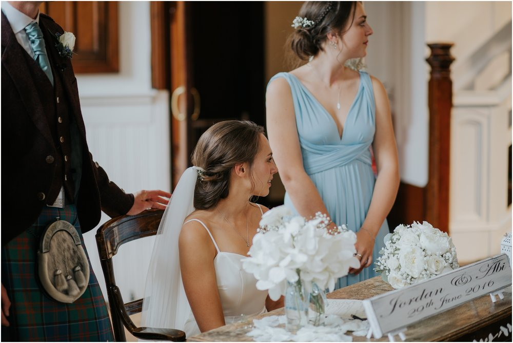 Photography 78 - Glasgow Wedding Photographer - Jordan & Abi - The Waterside Hotel, West Kilbride_0068.jpg