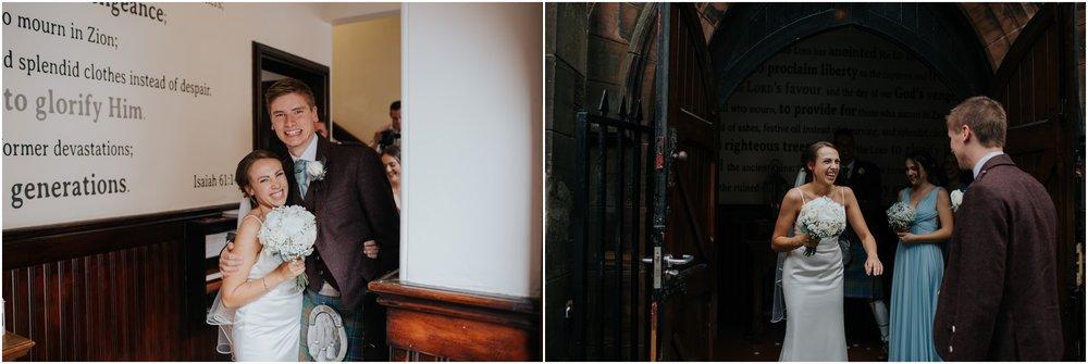 Photography 78 - Glasgow Wedding Photographer - Jordan & Abi - The Waterside Hotel, West Kilbride_0075.jpg
