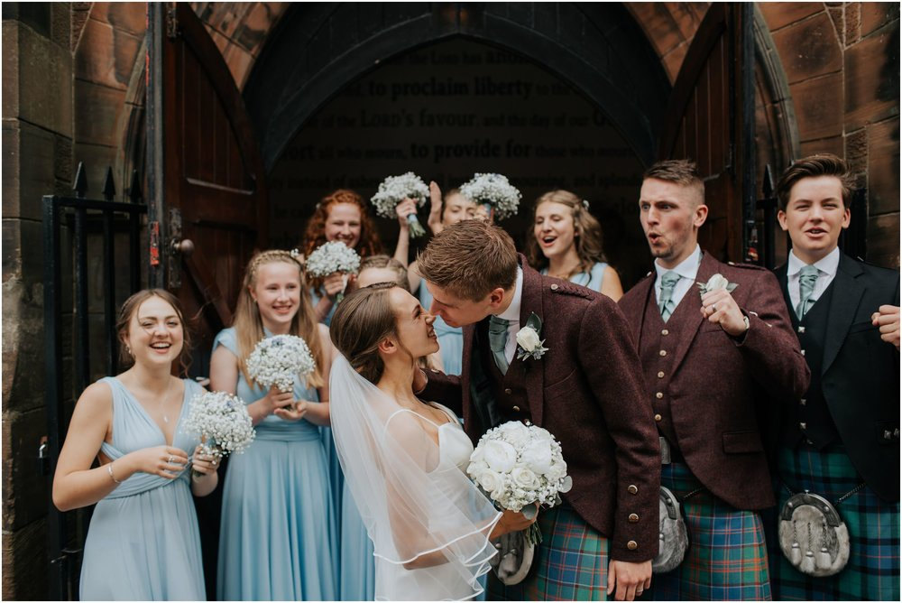 Photography 78 - Glasgow Wedding Photographer - Jordan & Abi - The Waterside Hotel, West Kilbride_0076.jpg