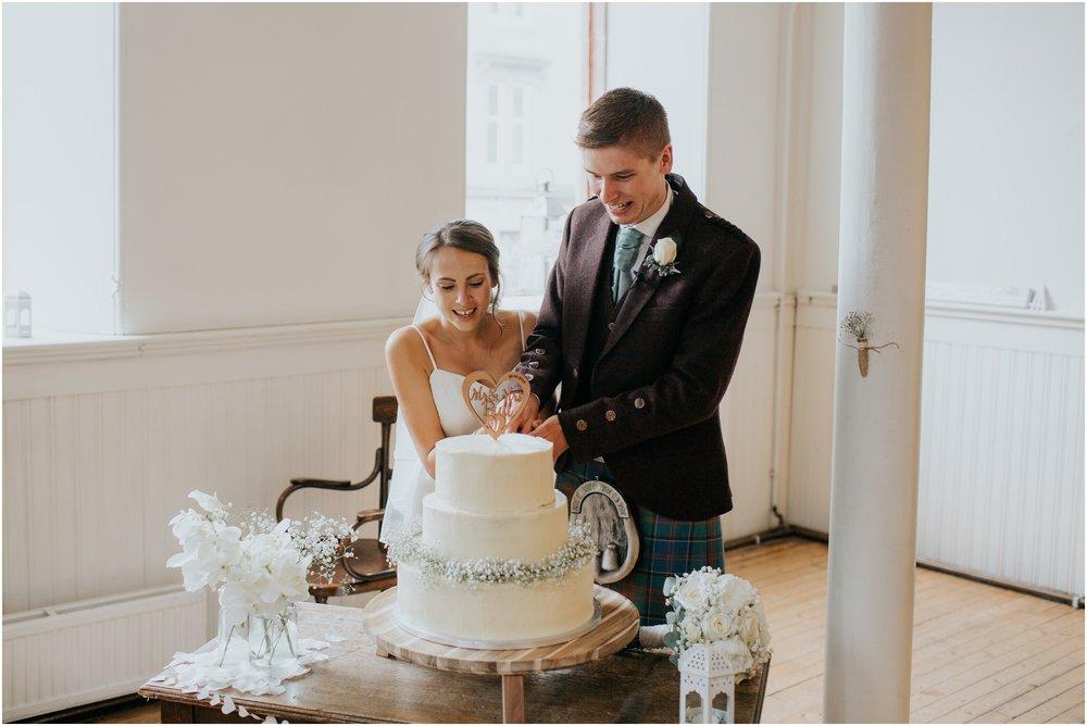 Photography 78 - Glasgow Wedding Photographer - Jordan & Abi - The Waterside Hotel, West Kilbride_0079.jpg