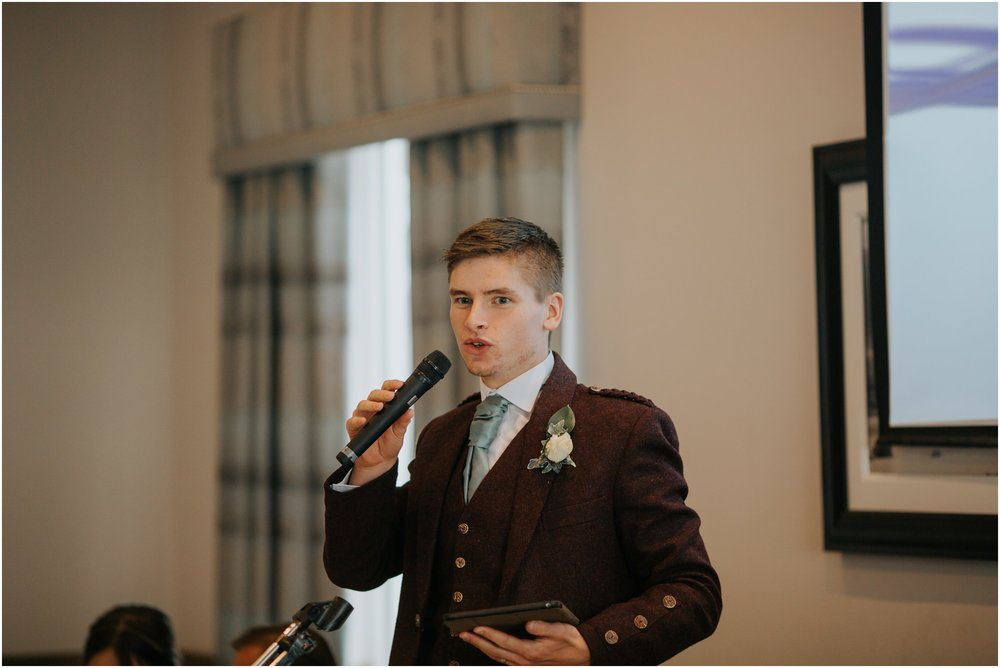 Photography 78 - Glasgow Wedding Photographer - Jordan & Abi - The Waterside Hotel, West Kilbride_0112.jpg