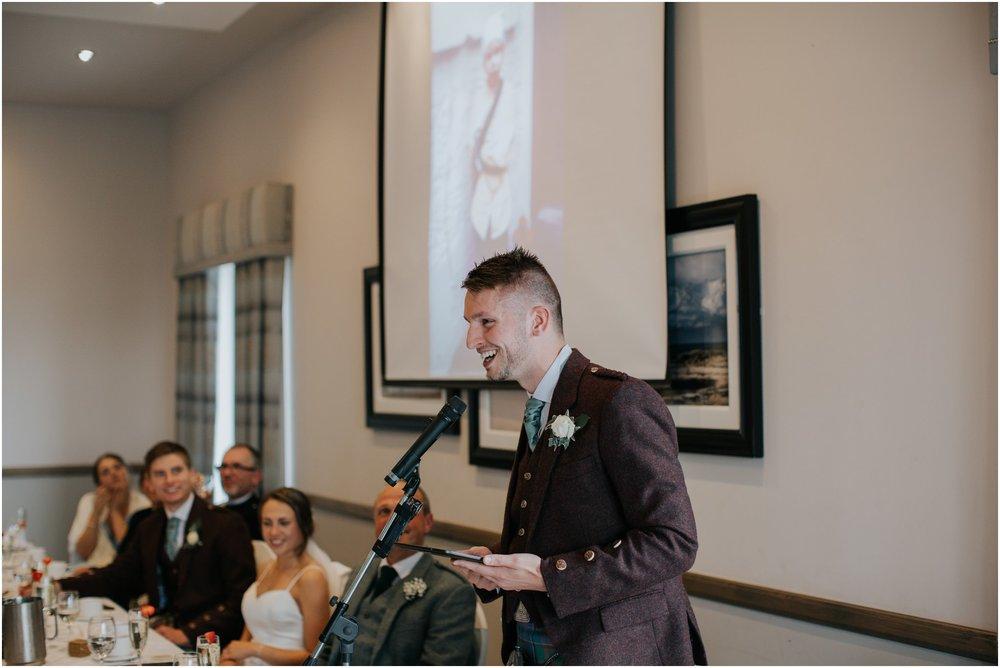 Photography 78 - Glasgow Wedding Photographer - Jordan & Abi - The Waterside Hotel, West Kilbride_0120.jpg
