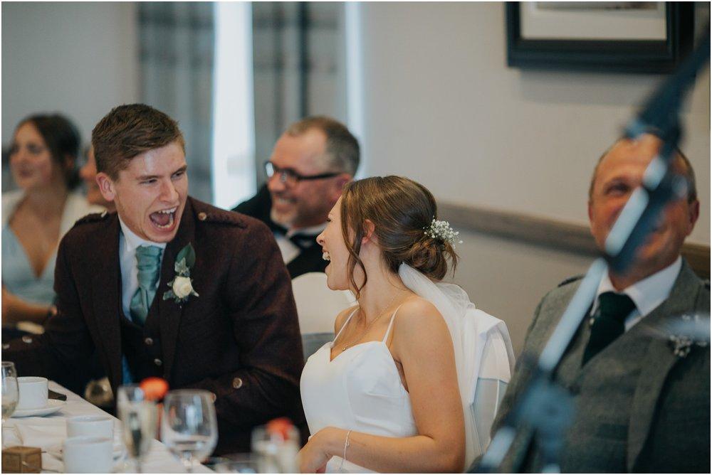 Photography 78 - Glasgow Wedding Photographer - Jordan & Abi - The Waterside Hotel, West Kilbride_0123.jpg
