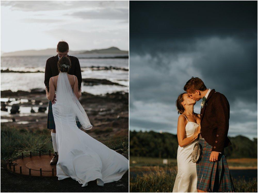 Photography 78 - Glasgow Wedding Photographer - Jordan & Abi - The Waterside Hotel, West Kilbride_0135.jpg