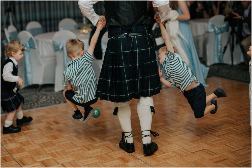 Photography 78 - Glasgow Wedding Photographer - Jordan & Abi - The Waterside Hotel, West Kilbride_0146.jpg
