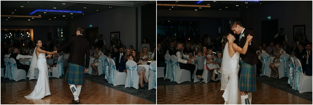 Photography 78 - Glasgow Wedding Photographer - Jordan & Abi - The Waterside Hotel, West Kilbride_0148.jpg
