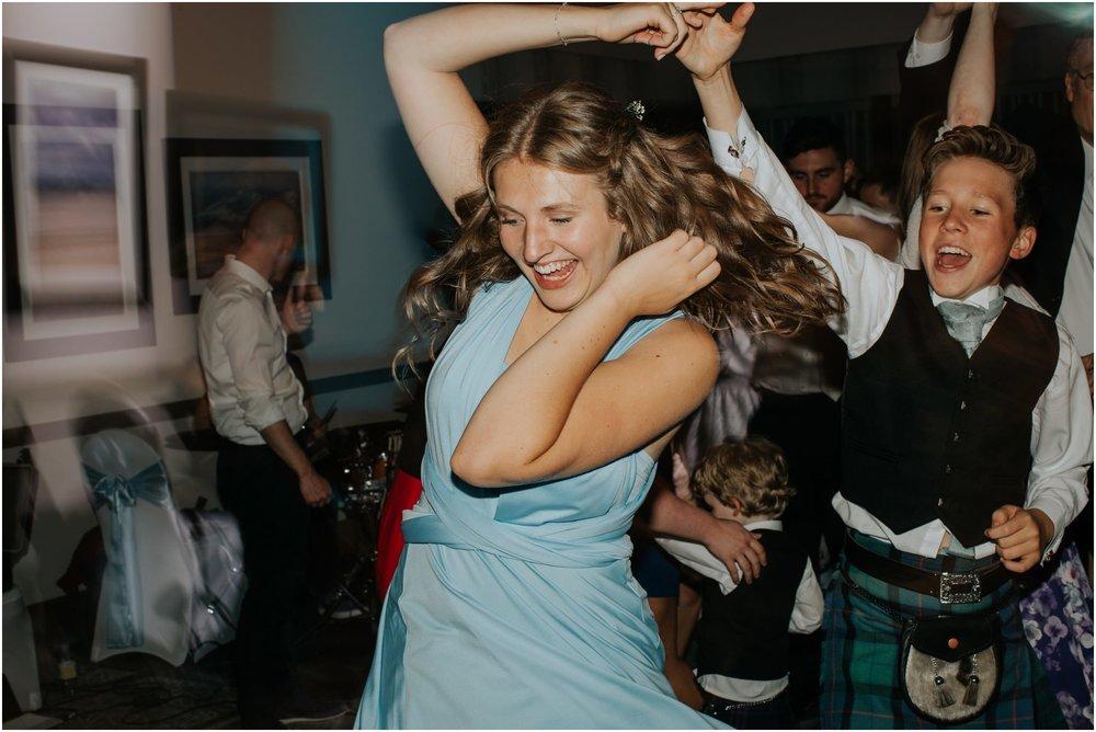 Photography 78 - Glasgow Wedding Photographer - Jordan & Abi - The Waterside Hotel, West Kilbride_0152.jpg