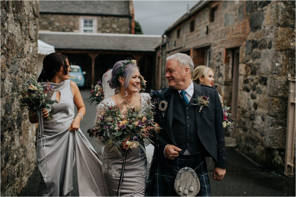 Photography 78 - Glasgow Wedding Photographer - Pete & Eilidh - Dalduff Farm_0033.jpg