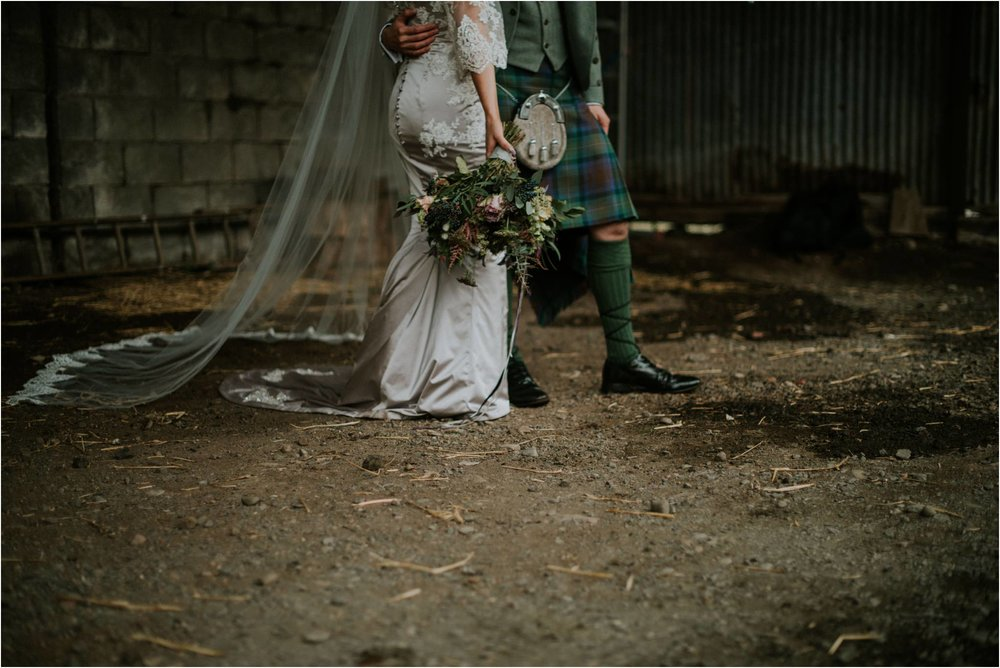 Photography 78 - Glasgow Wedding Photographer - Pete & Eilidh - Dalduff Farm_0059.jpg