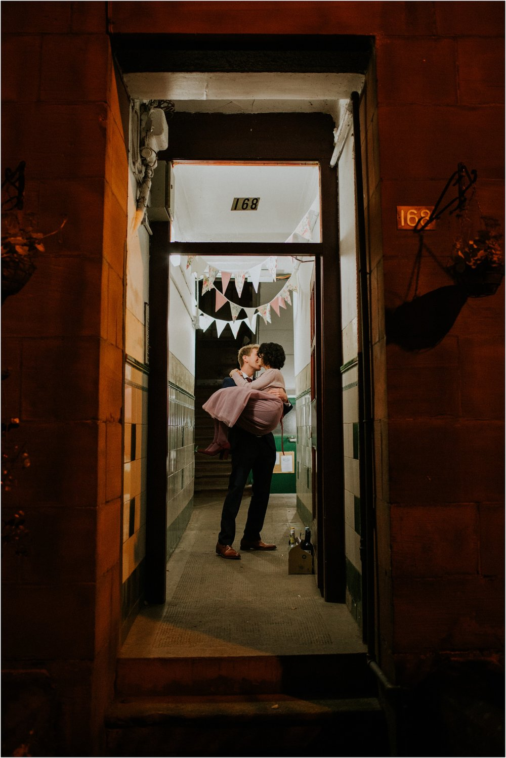 Photography 78 - Glasgow Wedding Photographer - Mike & Karol - Ubiquitous Chip Ashton Lane_0084.jpg