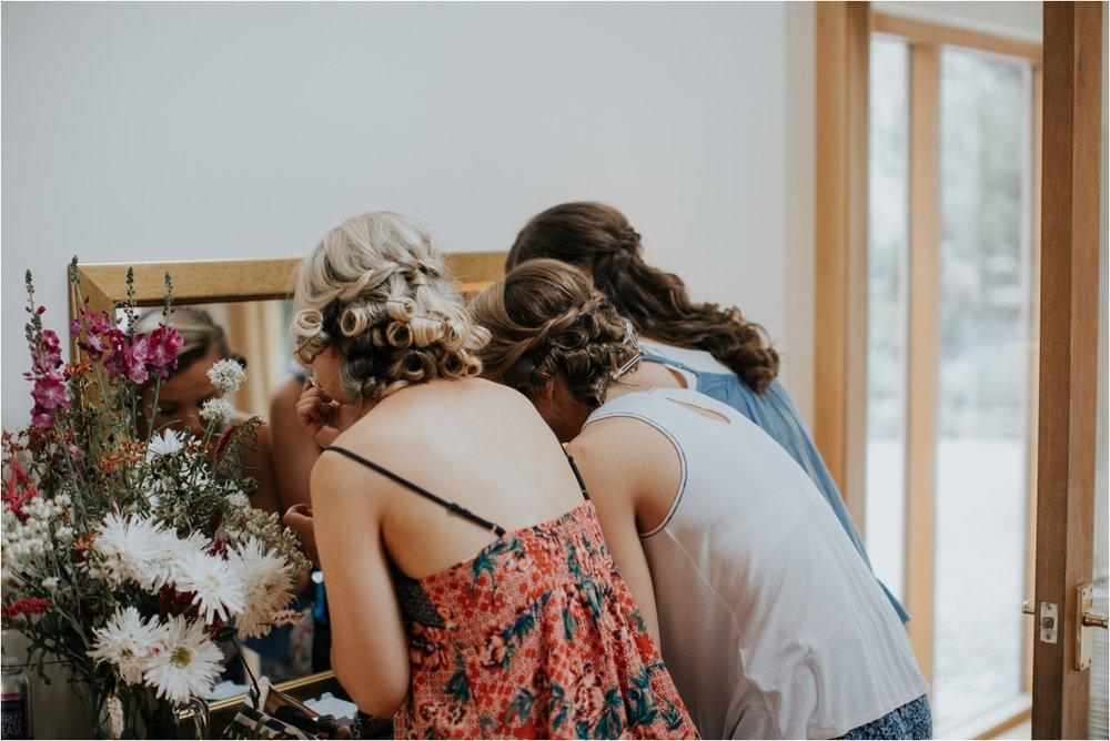 Photography 78 - Glasgow Wedding Photographer -Jonathan & Corrie's Garden Wedding in Aberfeldy - Dunkeld Cathedral_0032.jpg