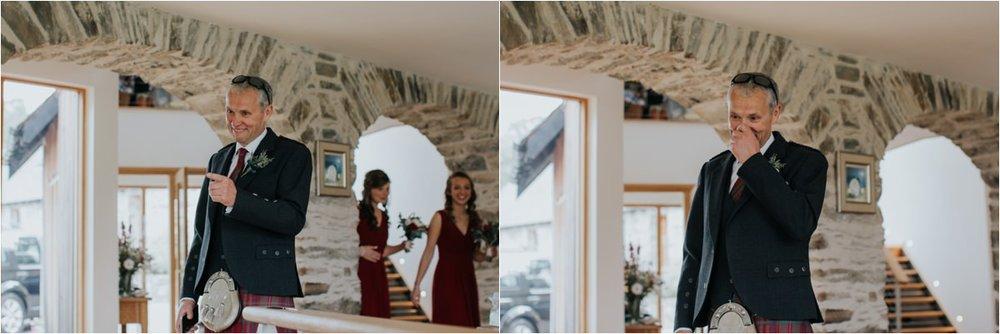Photography 78 - Glasgow Wedding Photographer -Jonathan & Corrie's Garden Wedding in Aberfeldy - Dunkeld Cathedral_0039.jpg