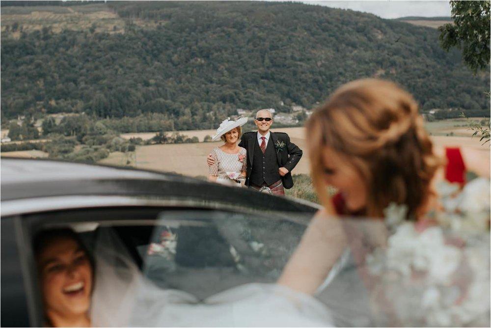 Photography 78 - Glasgow Wedding Photographer -Jonathan & Corrie's Garden Wedding in Aberfeldy - Dunkeld Cathedral_0044.jpg