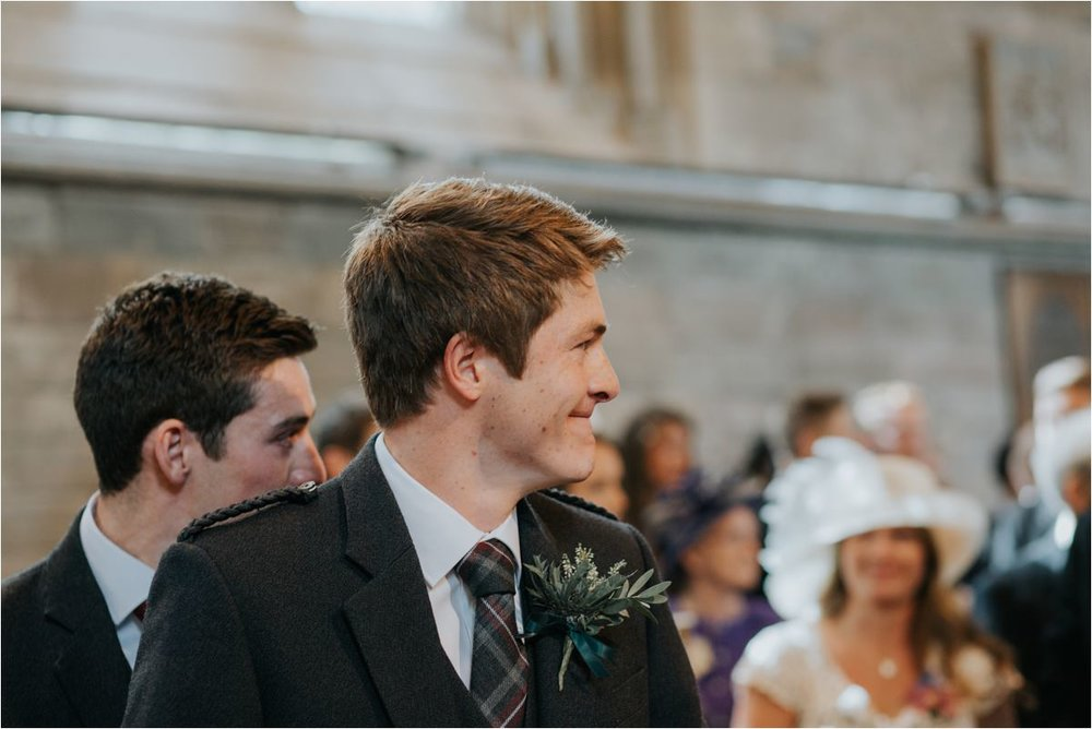 Photography 78 - Glasgow Wedding Photographer -Jonathan & Corrie's Garden Wedding in Aberfeldy - Dunkeld Cathedral_0056.jpg