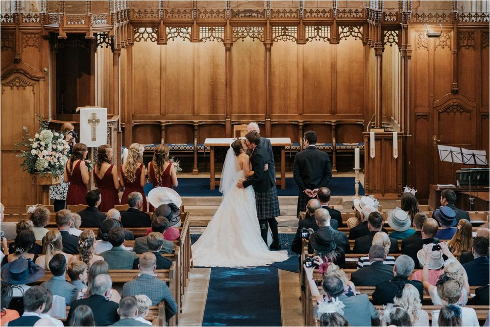Photography 78 - Glasgow Wedding Photographer -Jonathan & Corrie's Garden Wedding in Aberfeldy - Dunkeld Cathedral_0062.jpg