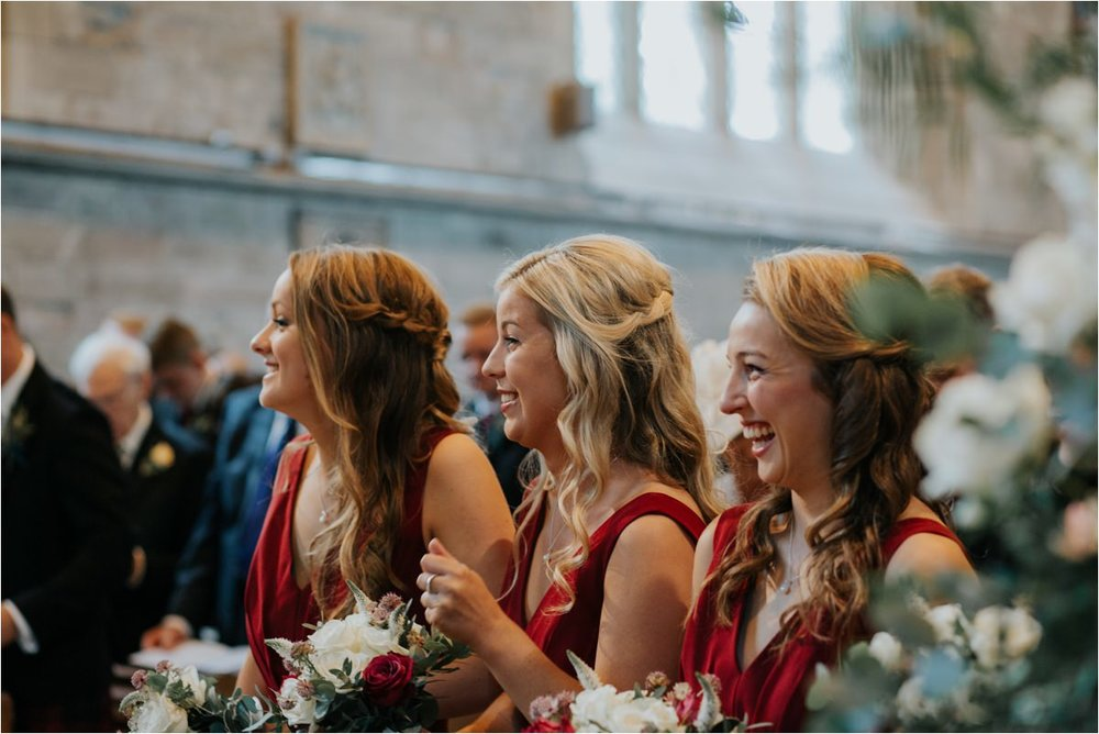 Photography 78 - Glasgow Wedding Photographer -Jonathan & Corrie's Garden Wedding in Aberfeldy - Dunkeld Cathedral_0064.jpg
