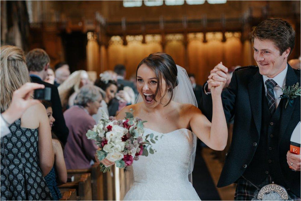 Photography 78 - Glasgow Wedding Photographer -Jonathan & Corrie's Garden Wedding in Aberfeldy - Dunkeld Cathedral_0069.jpg