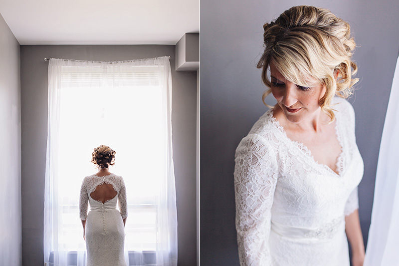 portraits of bride