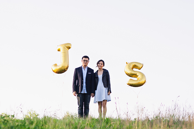 UBC Engagement Photography