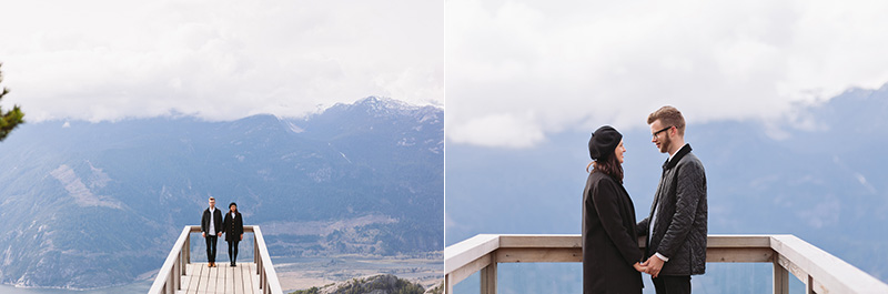 Squamish Engagement Photography