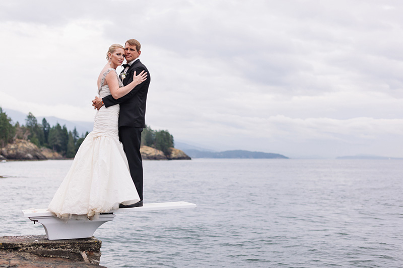 Wedding Photography, Bowen Island BC