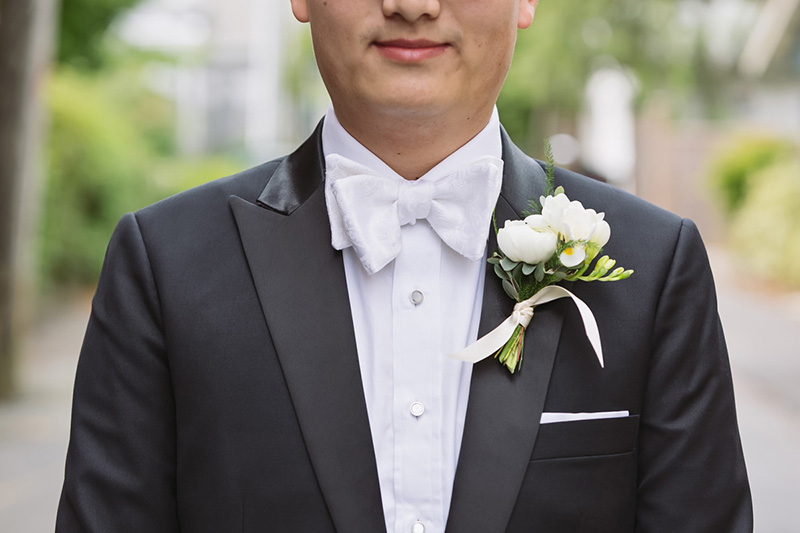 groom details, vancouver BC
