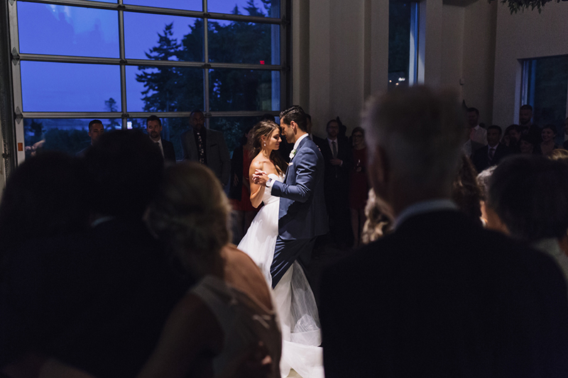 first dance, victoria bc wedding