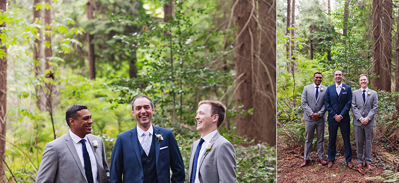 groom & groomsmen portraits