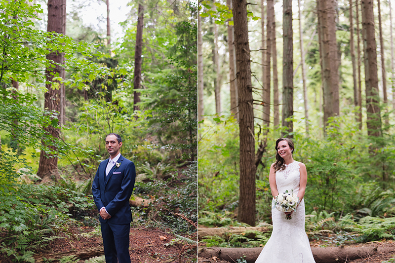stanley park wedding portraits