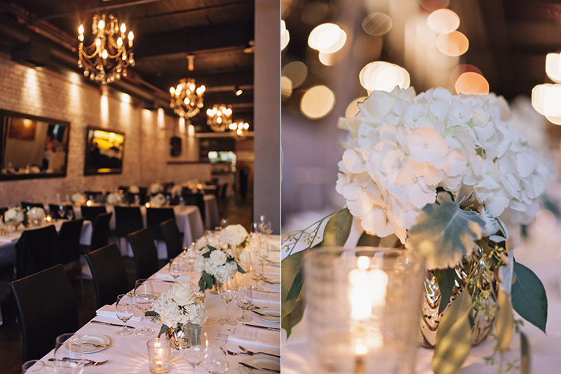 wedding details, Brix and Mortar