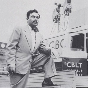 Sydney Newman at the CBC, 1950s