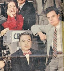 Newman & Kotcheff, CBC, 1956