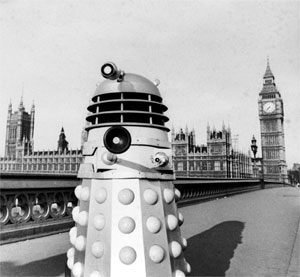 """""""The Dalek Invasion of Earth,"""" 1964"""