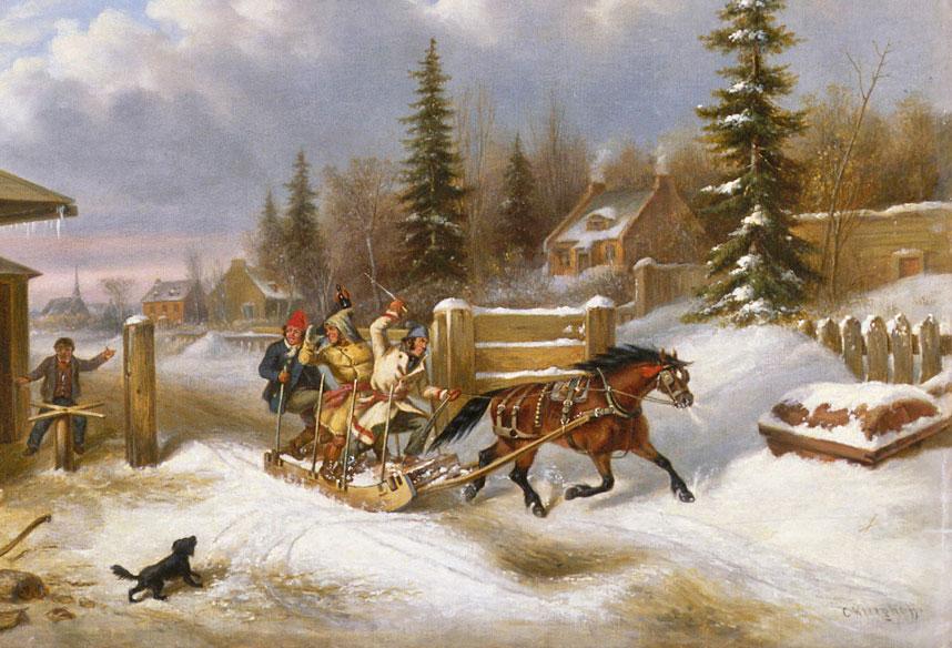 Canadian-Horse-Tollgate---Cornelius-Kreigoff.jpg