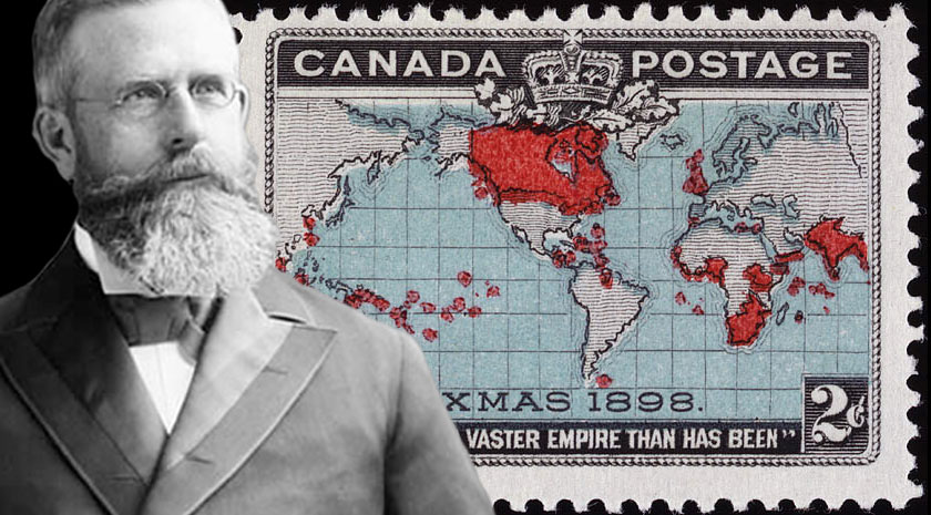 The Worlds First Christmas Stamp Amp Canadian Knight Who Accidentally Created It