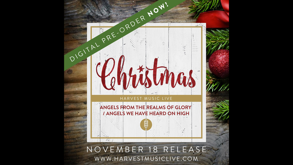 harvest music live is back with a fresh take on your classic christmas favorites or songs that are soon to be your favorites