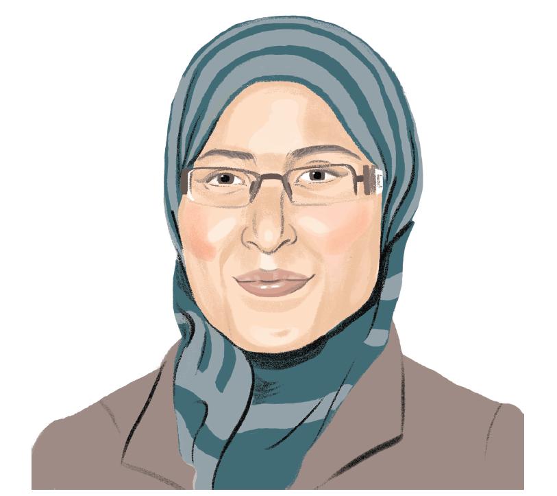 Amira Elghawaby, NCCM communicaitons director. (Courtesy Hannah Wilson)