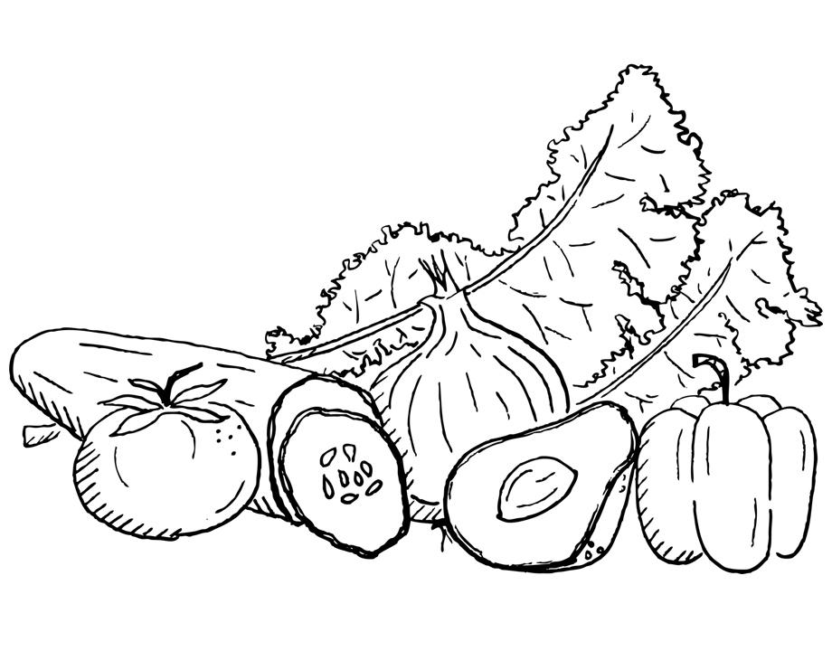 Veggie Spread